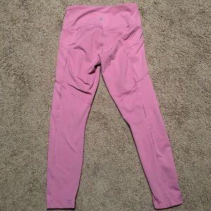 Yogalicious Pink pants